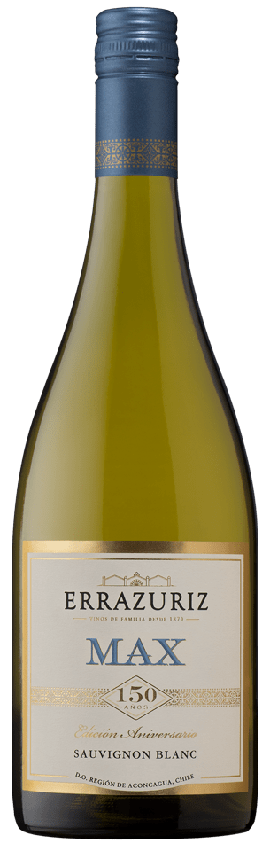 Errazuriz 150 Anos Edicion Aniversario Max Sauvignon Blanc 2020