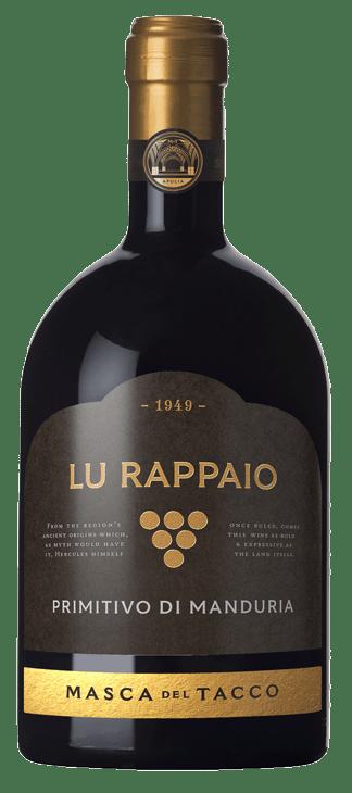 Masca del Tacco Lu Rappaio Primitivo di Manduria 2019